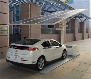 New York City Selects Envision Solar's EV ARC Solar Powered, Transportable EV Charging Station