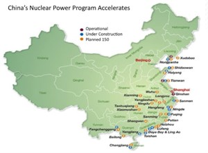 China Building Nuclear Plants; U.S. Quietly Closes Them