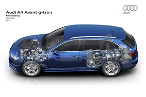 New Method for Producing the Synthetic Fuel Audi E-Gas