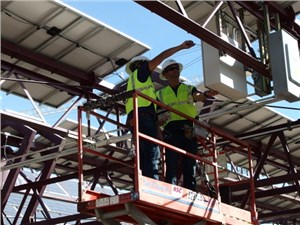 SunLink PowerCare Awarded O&M Contract for Solar Projects at Arizona State University