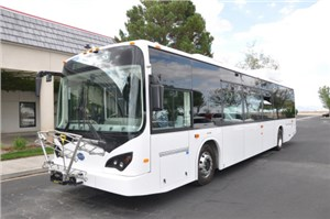 SunLine Transit Agency Grows Alternative Fuel Vehicle Fleet with Addition of First All-Electric Buses