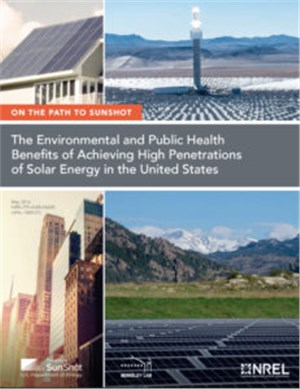 New Berkeley Lab Study Tallies Environmental and Public Health Benefits of Solar Power