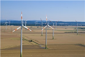 BlackRock Closes on the Purchase of 50 Percent Interest in Texas Wind Project