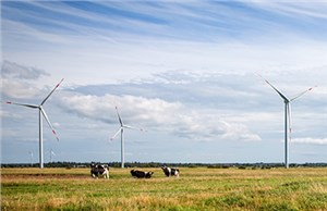 Siemens Onshore Wind Turbines for Saxony