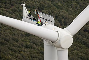 Siemens Signs Long-term Wind Service Agreement in UK