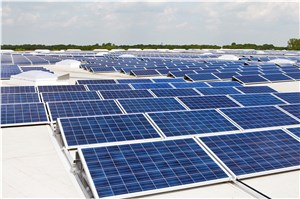 GAF Awarded One of the World's Largest Rooftop Solar Projects