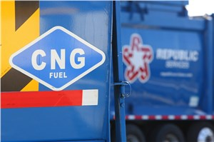 Republic Unveils New CNG Fueling Station in Long Beach