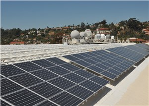 SunPower Breaks Ground on 28-Megawatt Solar Power System at Vandenberg Air Force Base
