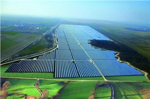 Launch of the construction of two solar power plants in France