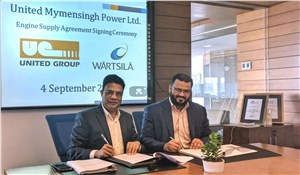 Wartsila to Supply Additional 200 MW of Smart Power Generation to Bangladesh