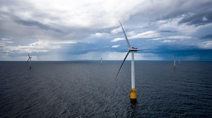 World's first floating wind farm has started production