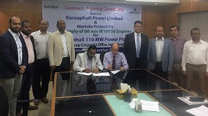 Wartsila wins another power plant equipment contract from Bangladesh