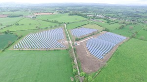 Developers propose 350 MW PV+storage project in UK