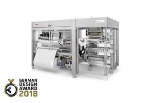 Bosch Packaging Technology Wins German Design Award 2018