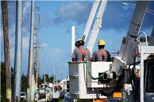 Fluor Awarded Second U.S. Army Corps of Engineers Contract to Support Power Grid Repair in Puerto Rico