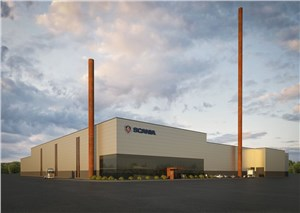 Scania invests SEK 1.5 billion in energy-efficient foundry