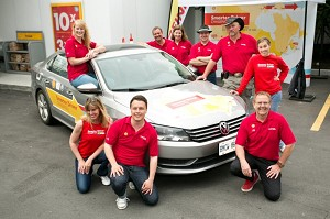 Canadian Team Sets Fuel Efficiency World Record