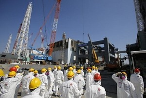 Nuclear group Areva insists public trusts sector