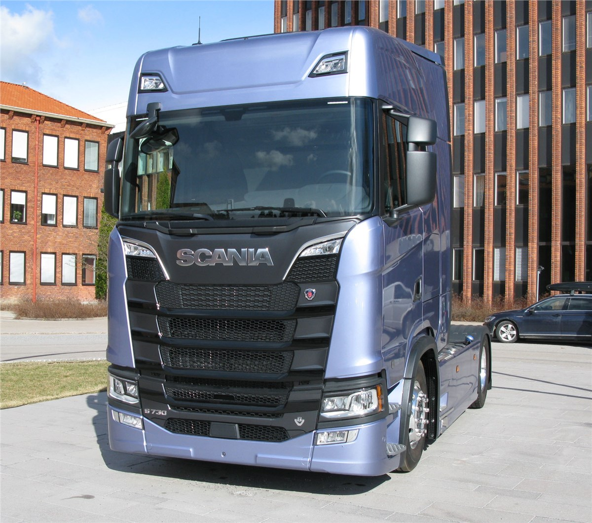 Scania Wins European Transport Award For Sustainability 2018