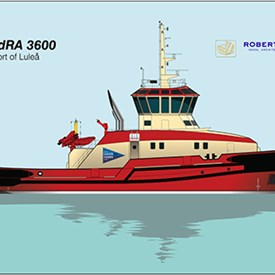 Innovative Wartsila Hy Hybrid Modules to Provide Economic and Environmental Benefits for Swedish Port Tug