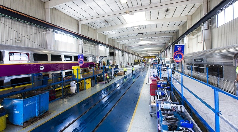 Alstom offsets environmental impact of Hornell activities