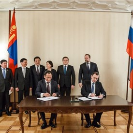 ROSATOM and Nuclear Energy Commission of Mongolia Signed Memorandum of Cooperation on Centre of Nuclear Science and Technology Construction
