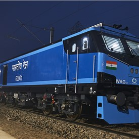 Alstom Completes Most Powerful All-electric Locomotive from Madhepura and Announces Contract Wins Worth 75 M EUR in India