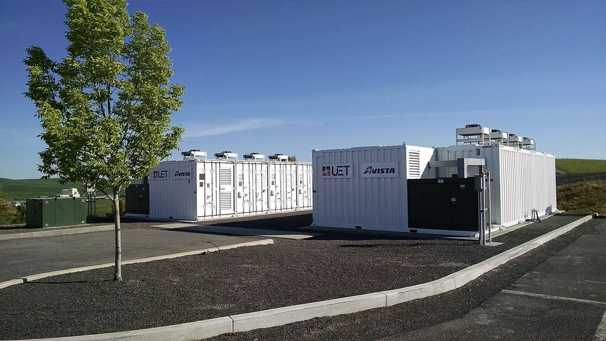 NEC to Supply 20 MW Energy Storage System to Orsted UK