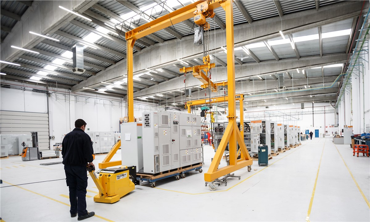 Siemens Gamesa Inaugurates a New Technology Centre for Renew