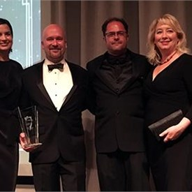 "Cupertino Electric Wins ""Prime Supplier of the Year"" Award"