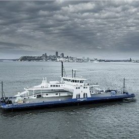Wartsila Equipped Canadian Ferry Will Have Minimal Environmental Impact