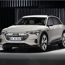 Electric Goes Audi: All-Electric Audi e-tron SUV Unveiled and Available for US Customers to Place Reservations