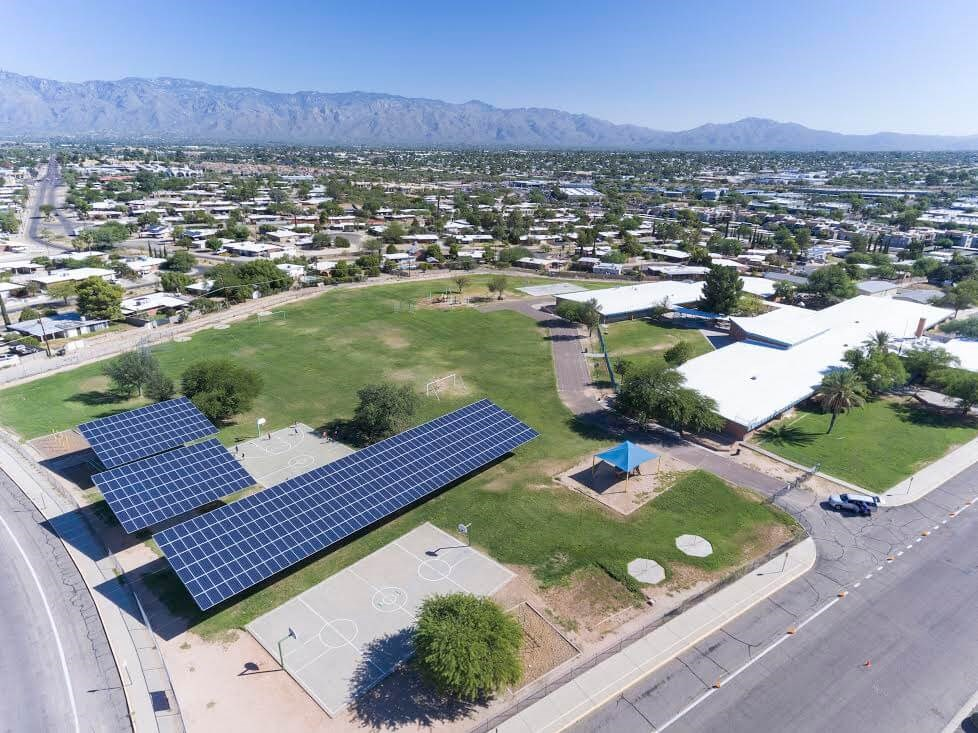 New Solar Projects To Provide Nearly Half Of Tucson School D