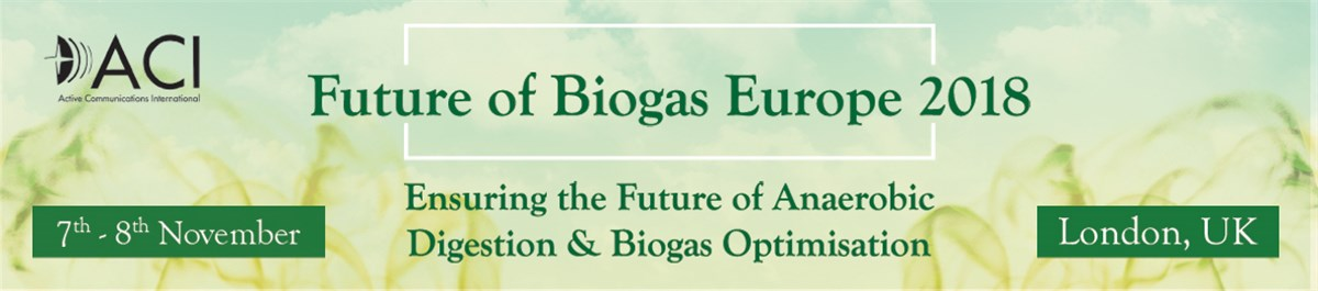 Future of Biogas Europe Conference