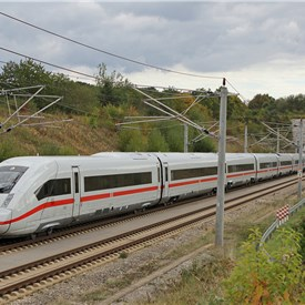 ICE 4 Receives ETCS Approval in Germany