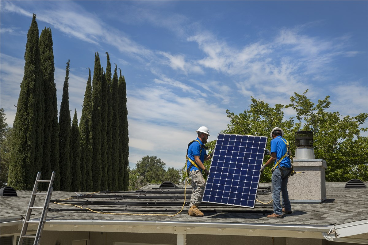SunPower Closes Year with Industry's Lowest Solar Panel Degr