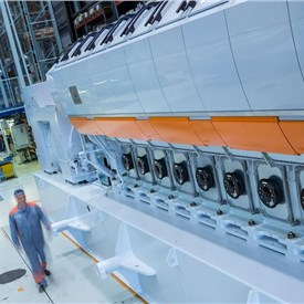 Wartsila Provides Efficient and Flexible 90 MW Power Plant to Supply Electricity and District Heating for Dresden, Germany