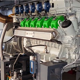 "MAN Engines Supplies Engine for First Natural Gas Chp Plant ""made in Mexico"""