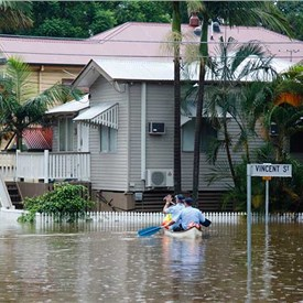 Climate Change Could Wipe $571bn from Property Values by 2030
