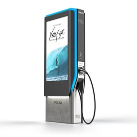 Volta Redefines the Electric Vehicle Charging Experience