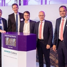 Siemens Gamesa Begins Operation of its Innovative Electrothermal Energy Storage System