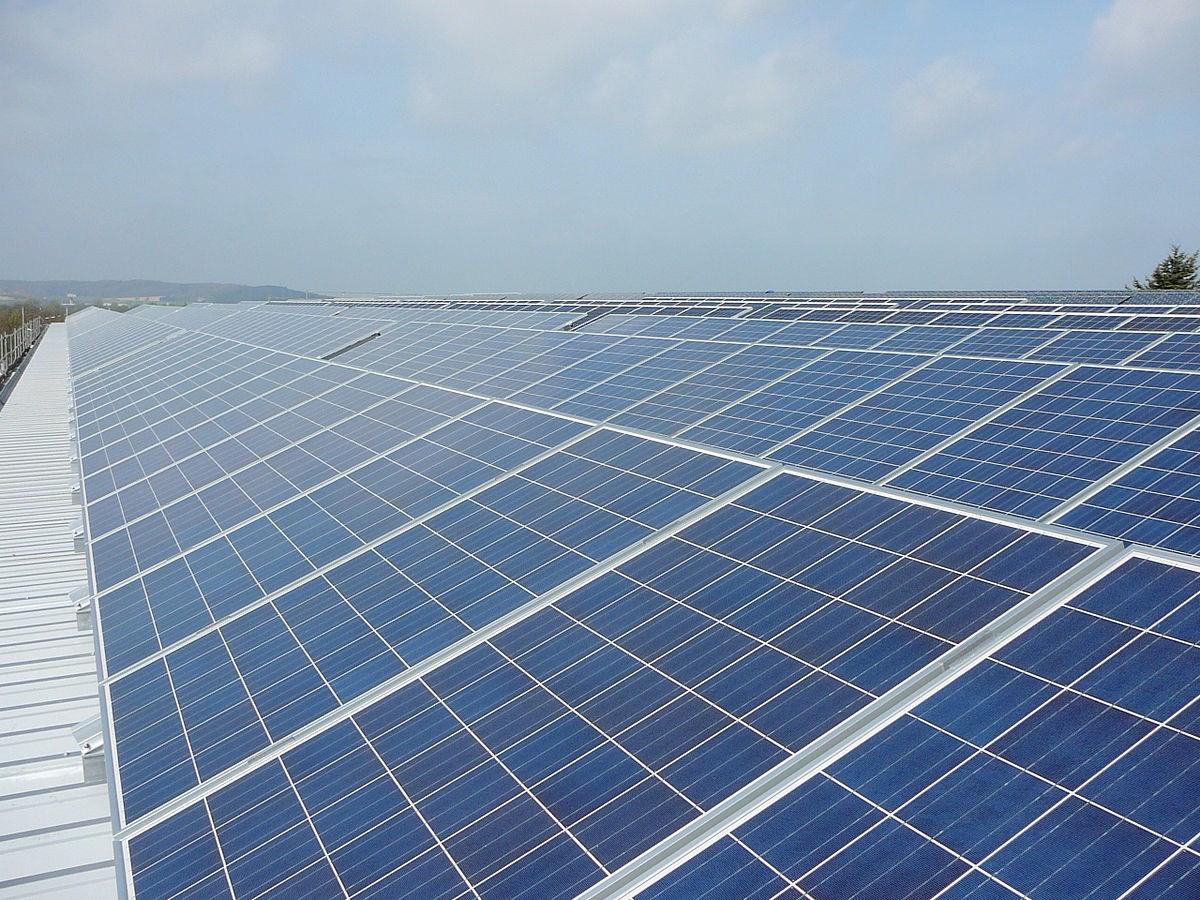 JA Solar Supplies Modules for the Largest PERC Bifacial Doub