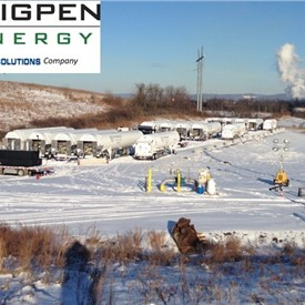 Mobile LNG and CNG Supplements Winter Natural Gas Demand