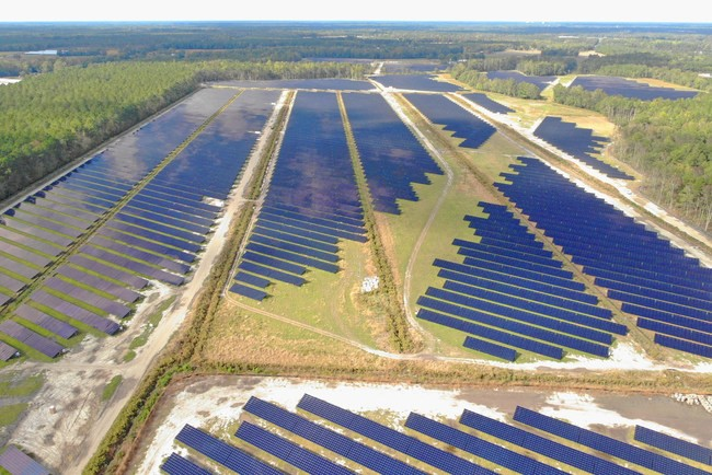 Solar Flexrack Selected To Supply 105 Mw Solar Project In No