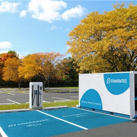 Chakratec Partners With Blink Charging to Bring Affordable and Sustainable EV Charging Technology to the US Market