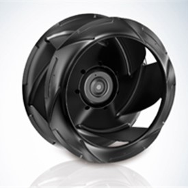 Fans for air/water heat pumps