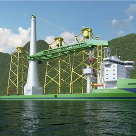 Wartsila's Experience With Wind Farm Vessels Leads to Major Order