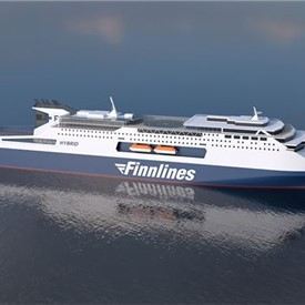 Finnlines Orders Wartsila Engines and Hybrid Systems for its Two New Eco-friendly Ferries