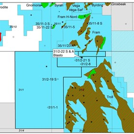 Significant Oil Discovery Close to the Fram Field in the North Sea